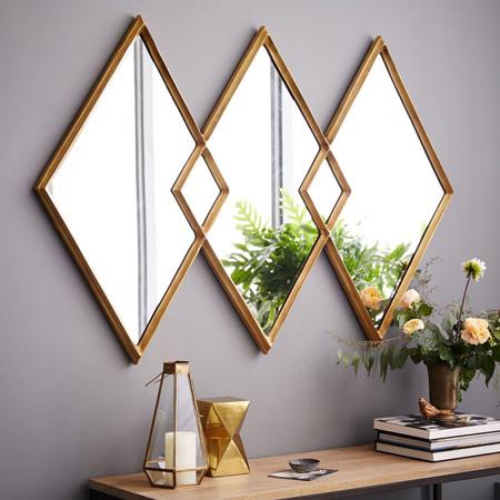 ایده های خلاقانه از آینه,دکوراسیون خانه با آینه های زیبا