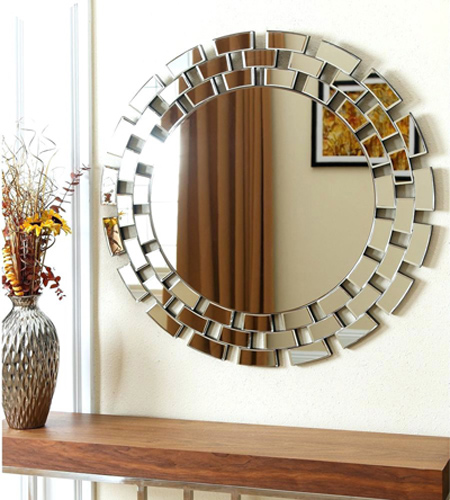 نحوه استفاده از آینه در منزل