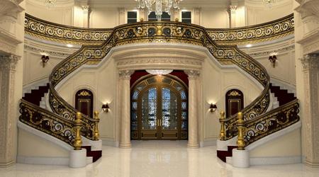 پله خانه های دوبلکس, طراحی پله های دوبلکس