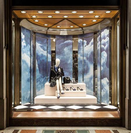 طراحي ويترين مغازه, ايده هايي براي طراحي ويترين مغازه
