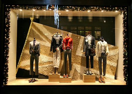 ایده هایی برای ویترین مغازه لباس فروشی, ایده هایی برای ویترین بوتیک