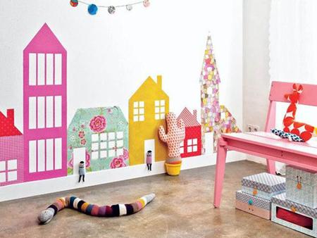 طراحی اتاق بازی کودک,ایده هایی برای طراحی اتاق بازی کودک