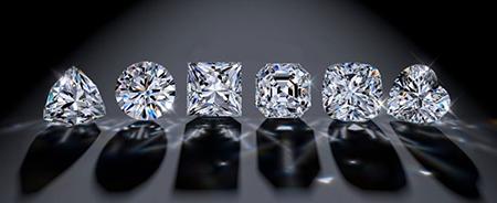 تفاوت الماس و برلیان, تفاوت های الماس و برلیان