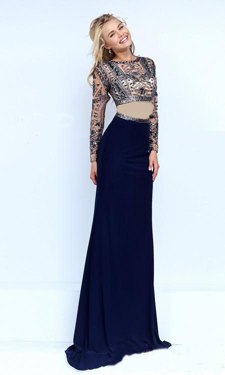 لباس شب,جدیدترین مدل لباس شب,عکس لباس شب