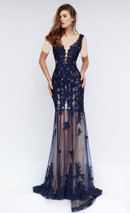 لباس شب کوتاه,لباس شب,عکس لباس شب