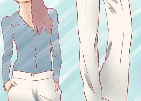 بهترین لباس ها برای ست کردن با شلوار سفید,اصول کلی برای ست کردن لباس با شلوار سفید
