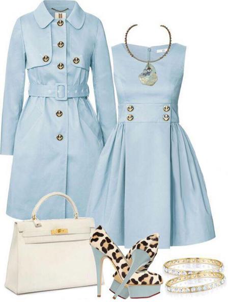 لباس های رنگی,نکاتی برای پوشیدن لباس های رنگی