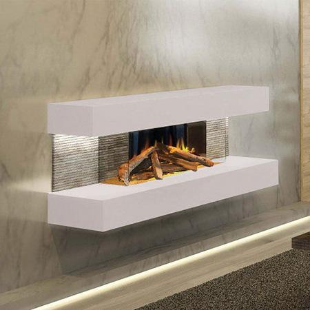 عکس محصول همه چیز درباره ی شومینه برقی و مدل های جدید شومینه Electric Fireplace Model