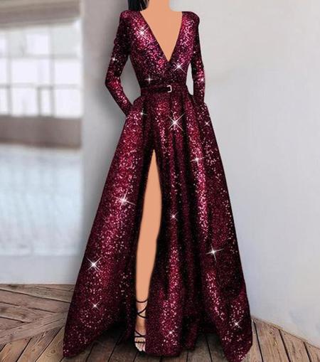 مدل لباس شب,جدیدترین مدل لباس شب