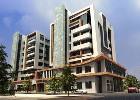 جدیدترین ترین نمای سنگی ساختمان,طراحی سنگ نمای ساختمان