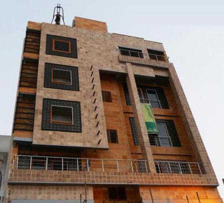 مدل نمای بیرونی ساختمان,مدل سنگ نمای ساختمان