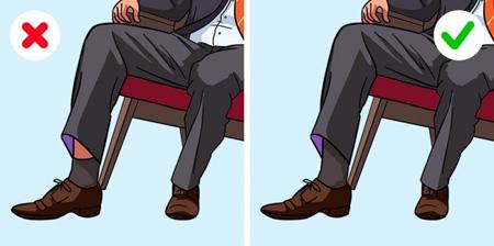 نحوه لباس پوشیدن,قوانین شیک پوشی