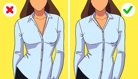 قوانین لباس پوشیدن,آشنایی با قوانین لباس پوشیدن