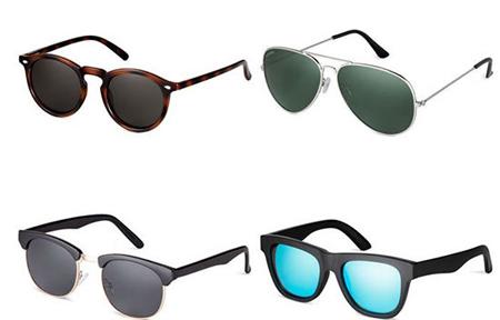 معرفی برندهای عینک آفتابی, برندهای عینک آفتابی