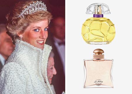 انتخاب عطر زنان مشهور, انتخاب عطر ستاره های مشهور