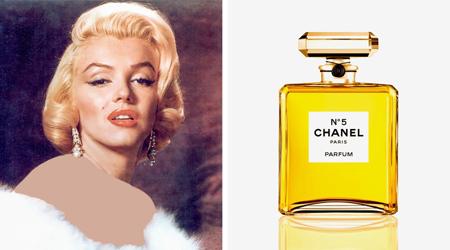 عطرهای زنان مشهور,عطر زنان مشهور