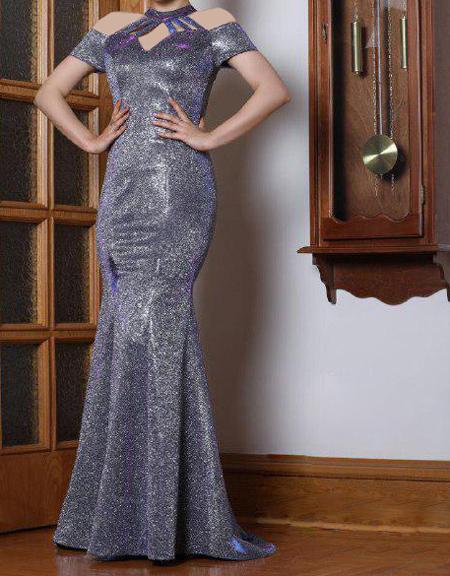 لباس مجلسی, مدل لباس لمه
