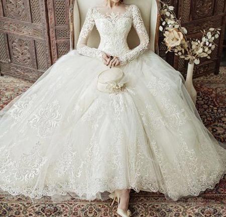 نکته هایی برای انتخاب لباس عروس, انتخاب لباس عروس های مختلف