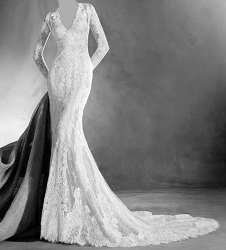 اصول انتخاب لباس عروس,مهارت های انتخاب لباس عروس