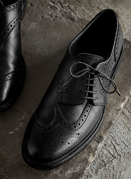 مدل های کفش مردانه, کفش چرم مردانه
