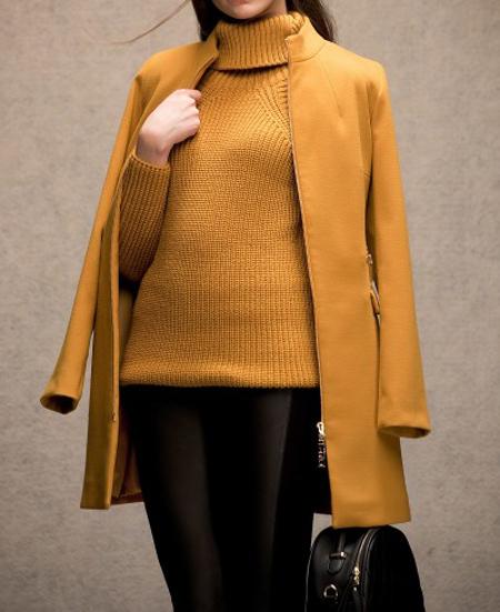 زیباترین پالتوهای زنانه,مدل پالتو فوتر