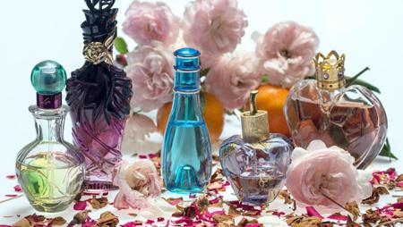 عطر شناسی,انواع رایحه عطر
