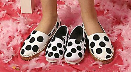 ست کفش اسپرت مادر و دختر,مدل ست های کفش مادر دختری
