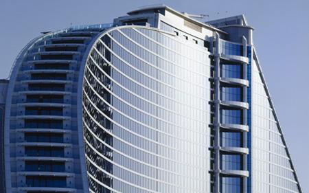 نمای ساختمان تجاری,زیباترین نمای ساختمان
