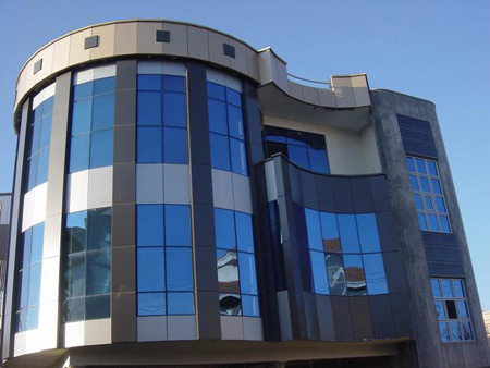 نمای ساختمان مسکونی,عکس نمای ساختمان
