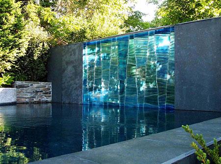 آبنما شیشه ای, مدل آبنما شیشه ای