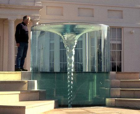 شیک ترین مدل آبنماهای شیشه ای, طراحی آبنما شیشه ای