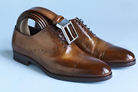 آشنایی با قوانین ست کردن کفش و کمربند,مناسب ترین ست های کفش و کمربند