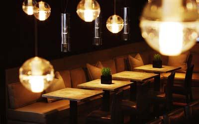 دکوراسیون رستوران و کافی شاپ