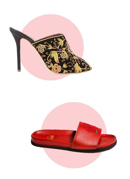 مدل کفش های پاشنه تخت جایگزین کفش پاشنه بلند, نکاتی برای خرید کفش پاشنه تخت