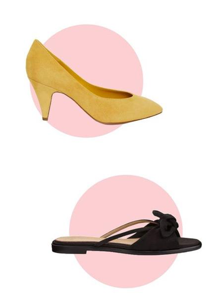 کفش های تخت جایگزین کفش پاشنه بلند,مدل کفش های پاشنه تخت جایگزین کفش پاشنه بلند