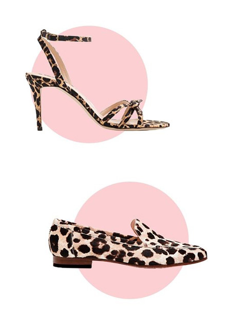 کفش های پاشنه بلند, کفش بدون پاشنه شیک