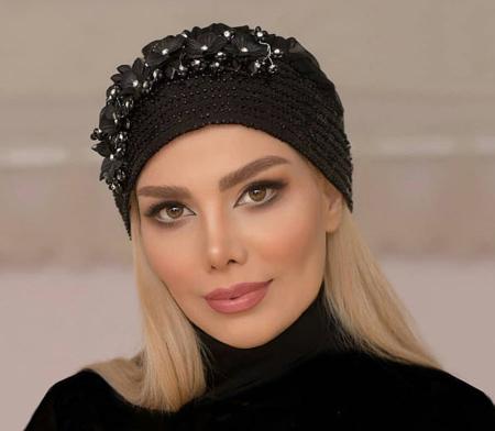 کلاه حجاب عروس, شیک ترین مدل کلاه حجاب مجلسی