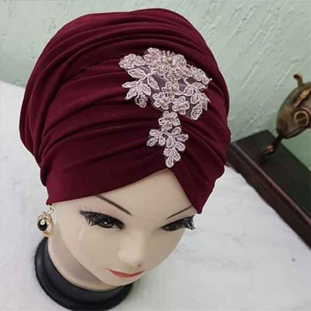 کلاه حجاب مجلسی, کلاه حجاب
