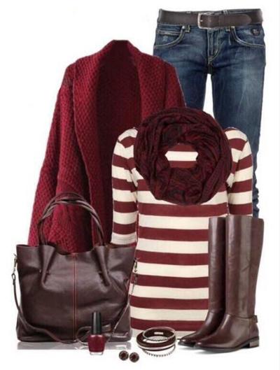نحوه لباس پوشیدن در پاییز, اصول و نحوه پوشش لباس در پاییز