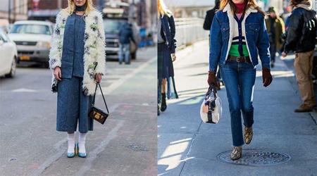 راهنمای پوشش لباس جین,راهنمای ست کردن لباس جین