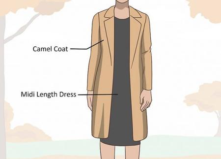 نکاتی برای لباس پوشیدن در پاییز,اصول لباس پوشیدن در پاییز