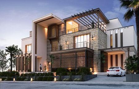 طراحی شیک ترین نماهای ساختمان, دکوراسیون نمای ساختمان, تصاویری از طراحی های ساختمان