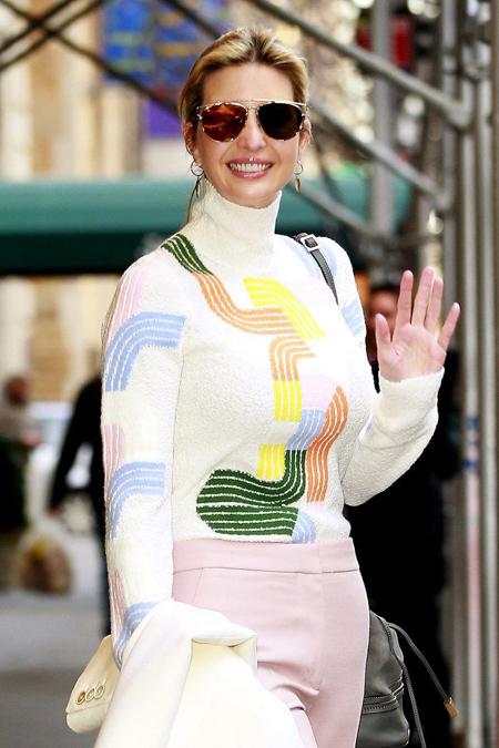 مدل های لباس ایوانکا ترامپ, تصاویر مدل های لباس ایوانکا ترامپ