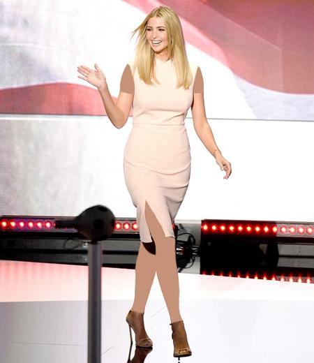 زیباترین مدل لباس های ایوانکا ترامپ,لباس های ایوانکا ترامپ