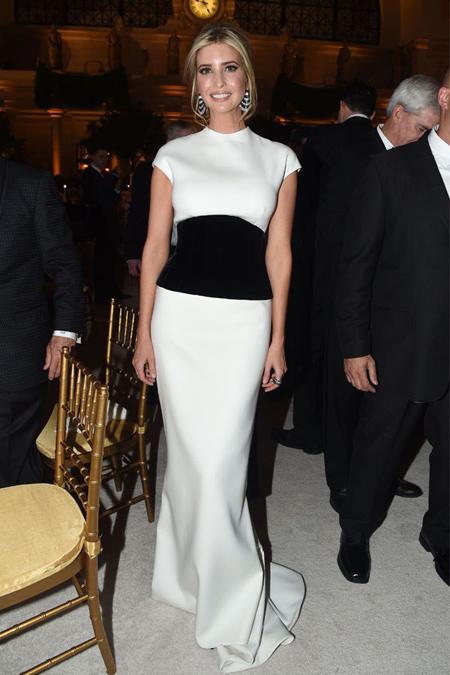 شیک ترین لباس های ایوانکا ترامپ, مدل های لباس ایوانکا ترامپ