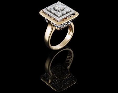 جدیدترین مدل انگشترهای جواهر