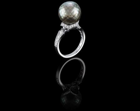 انگشترهای جواهر زنانه, شیک ترین انگشترهای زنانه