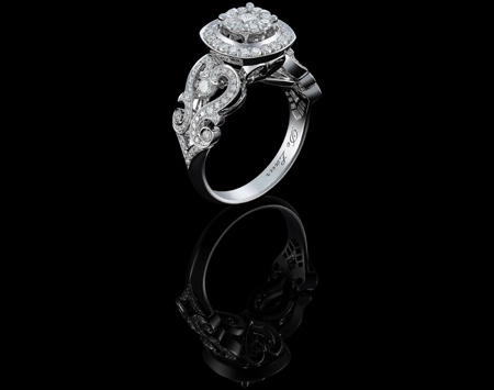 انگشترهای جواهر, انگشترهای شیک جواهر