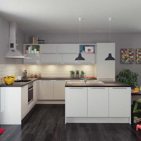 عکس آشپزخانه مدرن