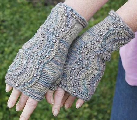 طرح های متفاوت دستکش, طرح های متفاوت دستکش های بافتنی